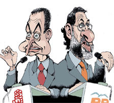 Caricatura de eleconomista.es